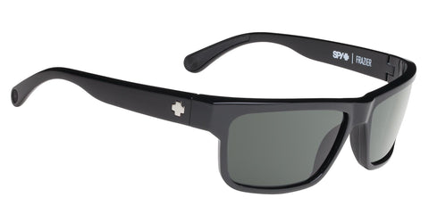 Spy FRAZIER Black w/ Happy Grey Polarized