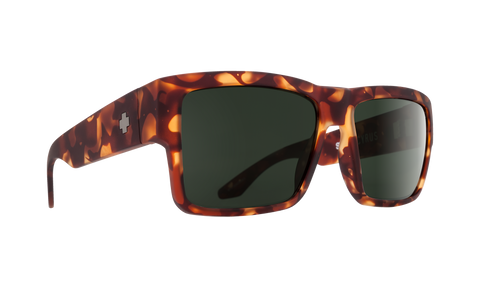 Spy CYRUS Matte Camo Tort w/ HD Plus Grey