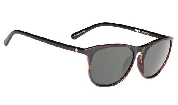 Spy CAMEO Alana Blanchard Dark Tort & Black w/ Happy Grey