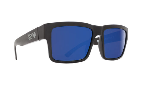 Spy Montana Black w/ Happy Dark Blue Spectra Polarised