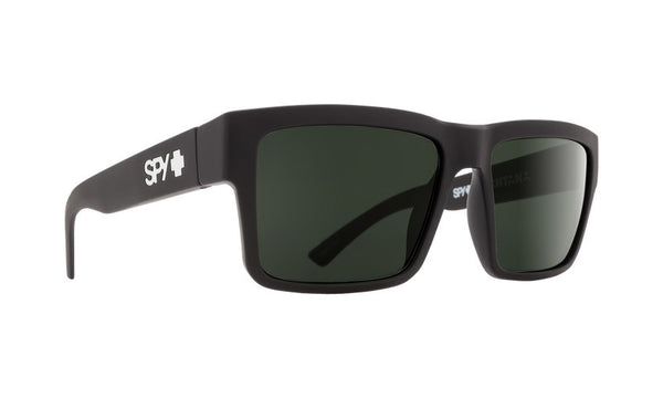 Spy Montana Soft Matte Black w/ Happy Grey Polarised