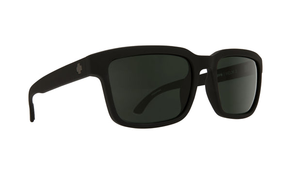 Spy HELM 2 Matte Black w/ Happy Grey Polarised