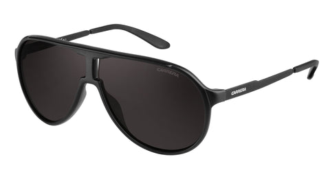 Carrera New Champion Matte Black w/ Grey 1