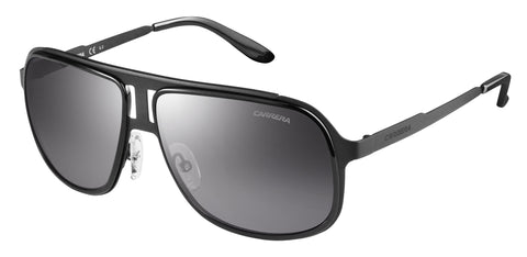 Carrera 101/S Matte Black Ruthenium w/ Grey Silver HKQ BLCK RUTH