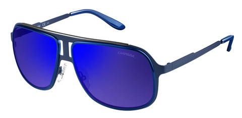Carrera 101/S Matte Blue Ruthenium w/ Sky Blue KLV BLUERUT BLUE