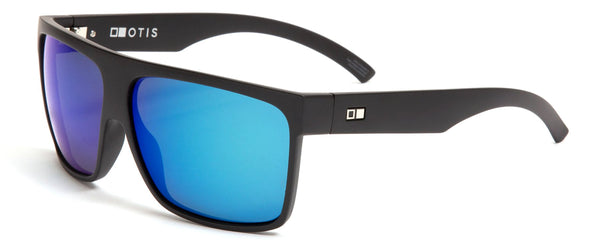 Otis YOUNG BLOOD REFLECT Matte Black w/ Mirror Blue