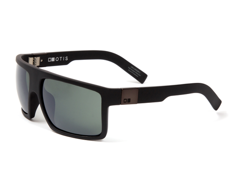 Otis CAPITOL Reflect Matte Black w/ Flash Mirror Grey