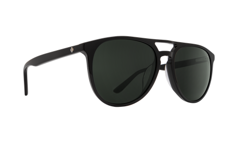 Spy Syndicate Black w/ Happy Grey Polarised