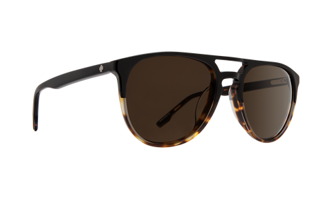 Spy Syndicate Black & Tort w/ Happy Bronze Polarised