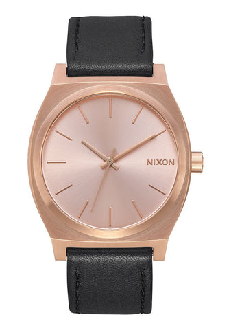 Nixon Time Teller All Rose Gold / Black