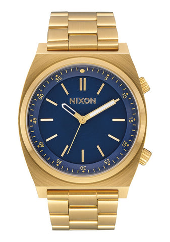 Nixon BRIGADE All Gold / Navy Sunray