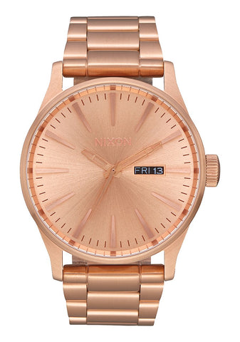 Nixon SENTRY SS All Rose Gold