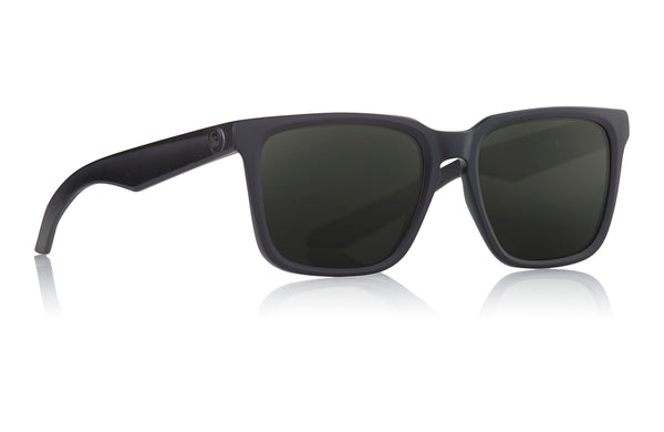 Dragon BAILE Matte Black w/ Smoke Polarised P2 (Mick Fanning)