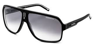 Carrera 27 XAX 62IC Black Grey Crystal w/ Grey