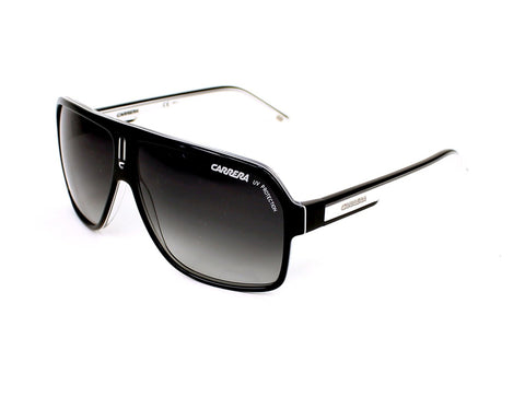 Carrera 27 XSZ Black White Crystal w/ Grey 1