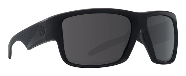 Dragon DEADLOCK H2O Matte Black w/ Solid Smoke Polarised