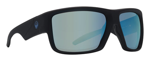 Dragon DEADLOCK H2O Matte Black w/ Super Blue Polarised