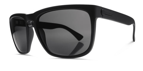 Electric KNOXVILLE XL Matte Black w/ Grey Polarized