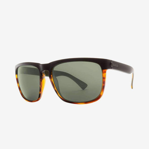 Electric KNOXVILLE XL Darkside Matte Black & Tort w/ Grey Polarised