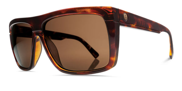 Electric BLACK TOP Gloss Tortoise w/ Bronze