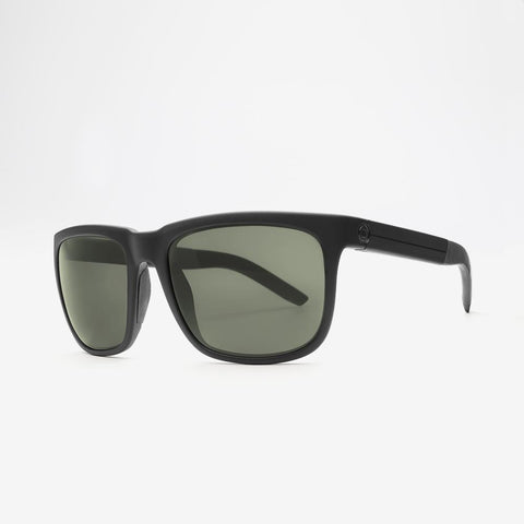 Electric KNOXVILLE XL S JJF Matte Black / Black Stripe w/ Grey Polarized