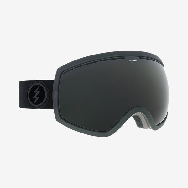 Electric 2019 EG2 Murked Black/Grey w/ Jet Black + Bonus lens