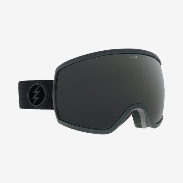 Electric EGG Black w/ Jet Black + Bonus lens