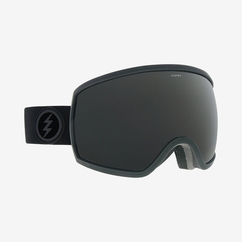 Electric 2019 EGG Black/Grey Murked w/ Jet Black + Bonus lens