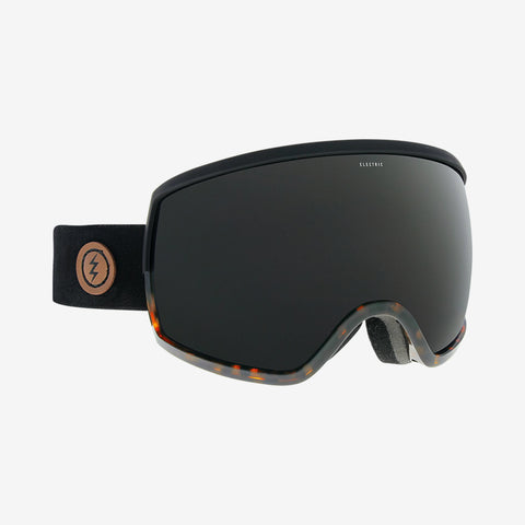 Electric 2019 EGG Dark Side Tort w/ Jet Black + Bonus lens