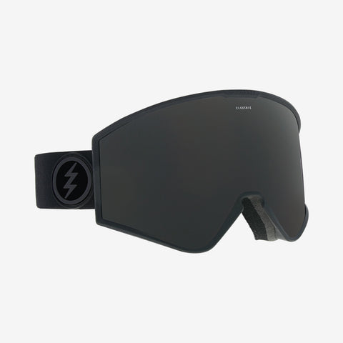 Electric 2019 KLEVELAND Murked Black/Grey w/ Jet Black + Bonus lens