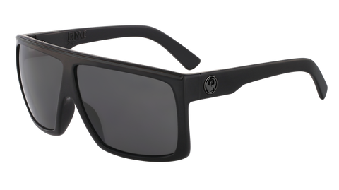 Dragon Fame H2O Matte Black w/ Grey Polarized