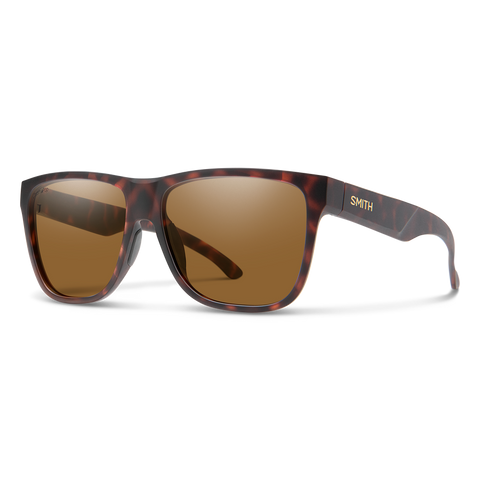 Smith LOWDOWN XL 2 Matte Tortoise Havana w/ Chromapop Brown Polarised