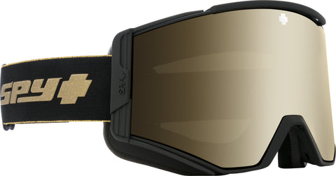Spy ACE 2020 Black Gold 25th Anniv w/ HD Plus Gold Spectra Mirror + Bonus lens