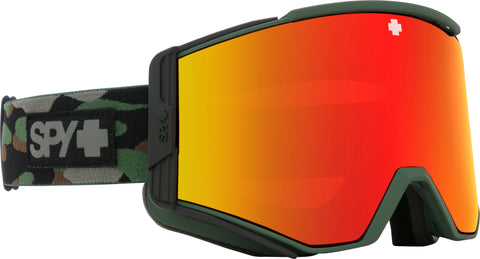 Spy ACE 2020 Camo w/ HD Plus Red Spectra Mirror + Bonus lens