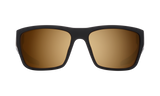 Spy DIRTY MO 2 Matte Black Gold w/ HD Plus Gold Spectra Mirror 25 Annversary