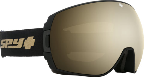 Spy 2020 LEGACY Black Gold w/ HD Plus Gold Spectra + Bonus lens