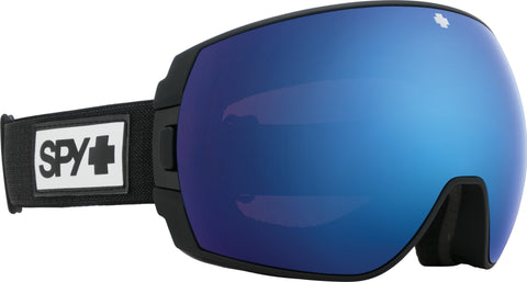 Spy 2020 LEGACY Matte Black w/ HD Plus Dark Blue Spectra + Bonus lens