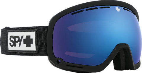 Spy MARSHALL 2020 Matte Black w/ HD Plus Dark Blue Spectra + Bonus Lens