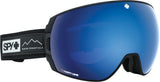 Spy LEGACY 2019 Essential Black w/ Happy Blue Spectra + Bonus Lens