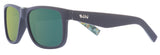 SIN Riot Navy Blue w/ Blue Flash Polarised