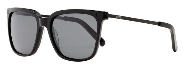 SIN Wild Card Raven Black w/ Smoke Polarised