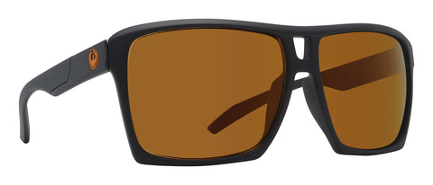 Dragon The Verse H2O Matte Black w/ Copper Polarised