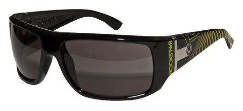 Dragon Vantage Rockstar Black & Yellow w/ Grey