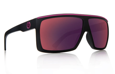 Dragon Fame H2O Matte Black w/ Plasma Polarized
