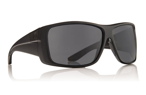 Dragon KIT Matte Black w/ Grey Polarized P2