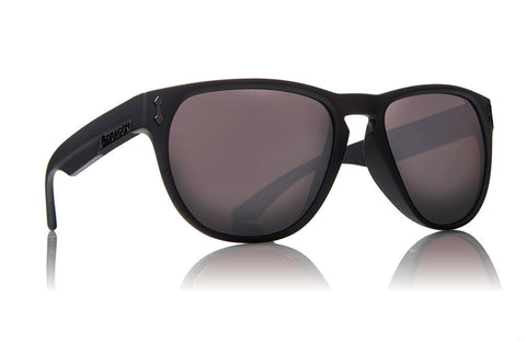 Dragon Marquis H2O Matte Black w/ Grey Polarized P2