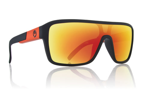 Dragon Remix Owen Wright Matte Black w/ Red Ionised Polarised
