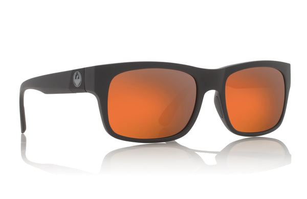Dragon Tailback H2O Matte Magnet Grey w/ Rose Gold Ion Polarised P2