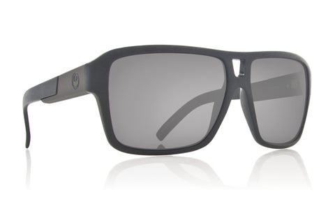 Dragon The Jam H2O Matte Black w/ Smoke Polarised P2 LumaLens