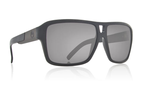 Dragon The Jam H2O Matte Black w/ Grey Polarised P2